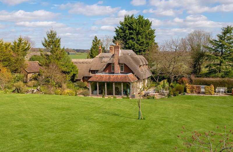 4 Bedrooms House for sale in West Tytherley, Hampshire SP5