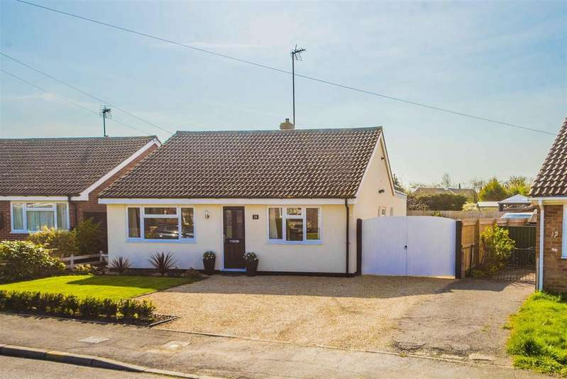 4 Bedrooms Bungalow for sale in Rainsborough Gardens, Market Harborough