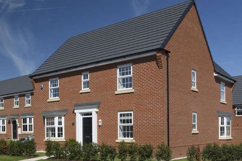 4 Bedrooms Detached House for sale in The Layton, Stapeley Gardens, Stapeley, Nantwich, CW5