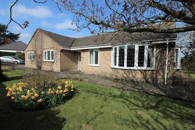 3 Bedrooms Detached Bungalow for sale in Newmarket, Louth