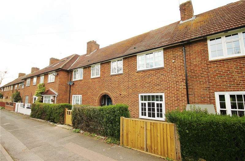 3 Bedrooms Terraced House for sale in Crestway, London, SW15