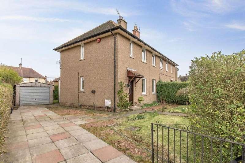 3 Bedrooms Semi Detached House for sale in 63 Castlelaw Crescent, Bilston, EH25 9SR