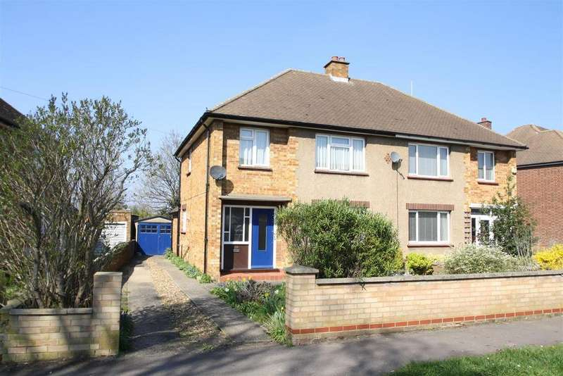 3 Bedrooms Semi Detached House for sale in Staple Hall Road, Bletchley, Milton Keynes