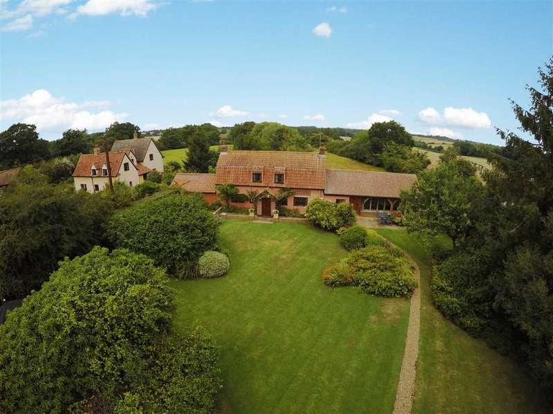 3 Bedrooms Cottage House for sale in Putticks Lane, East Bergholt, Essex, CO7 6XU