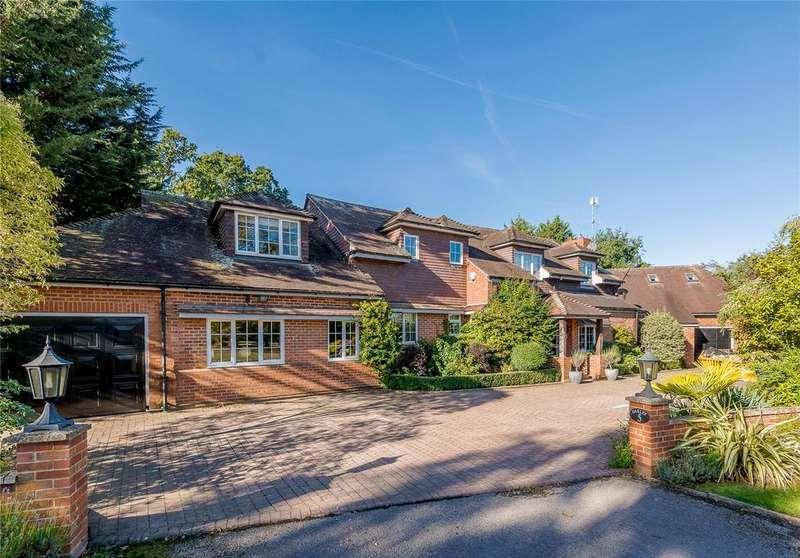 6 Bedrooms Detached House for sale in Queen Annes Road, Windsor, Berkshire