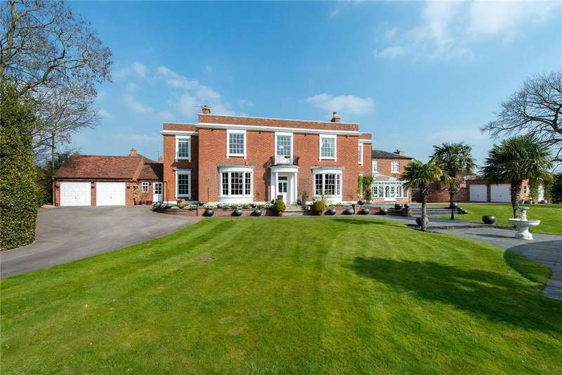 8 Bedrooms Detached House for sale in Prospect Gardens, Elm Road, Evesham, Worcestershire, WR11