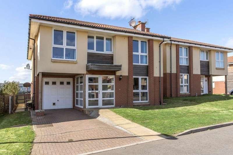 4 Bedrooms Detached House for sale in 14 Grahame Place, Dunbar, EH42 1EG