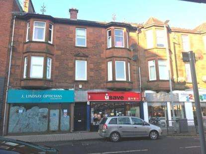 2 Bedrooms Flat for sale in Titchfield Street, Kilmarnock