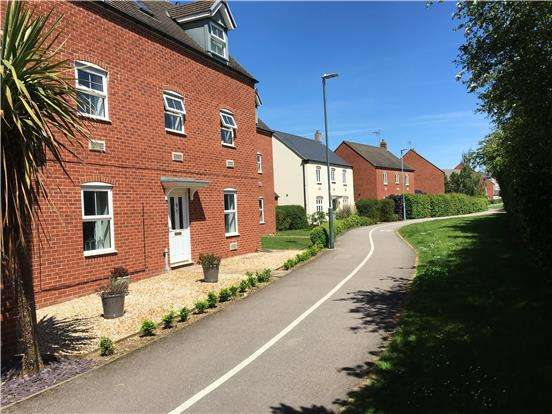 5 Bedrooms Detached House for sale in Ambrosia Walk, TEWKESBURY, Gloucestershire, GL20 5FS