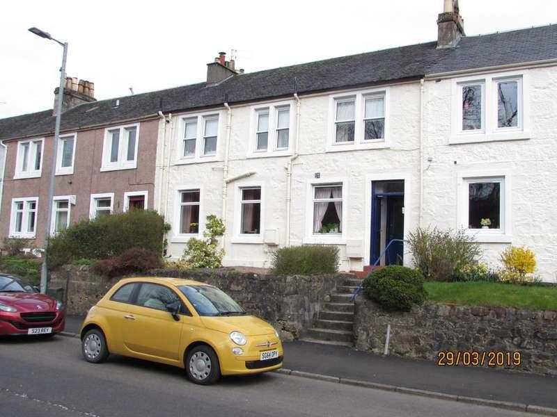2 Bedrooms Flat for sale in Burnside Terrace, Easwald Bank, Kilbarchan PA10