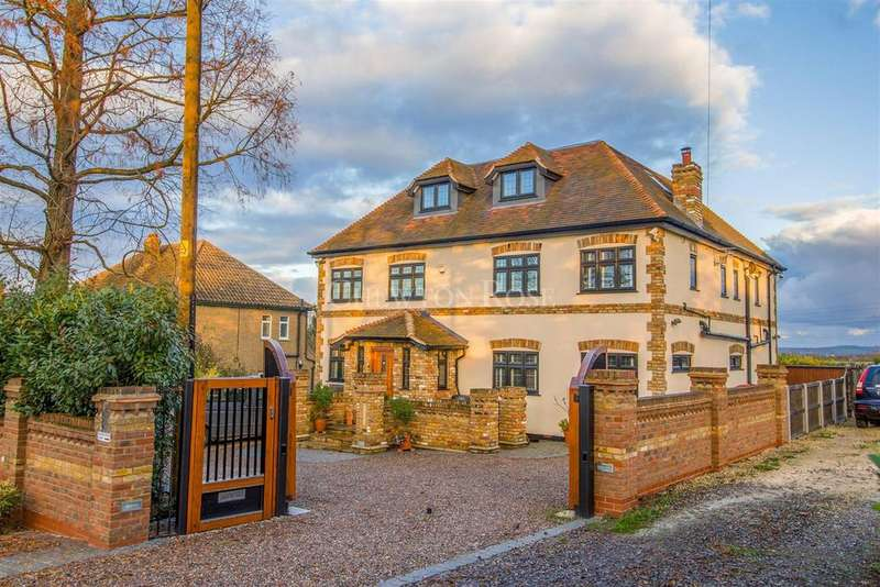 5 Bedrooms Detached House for sale in Upminster, Essex, RM14