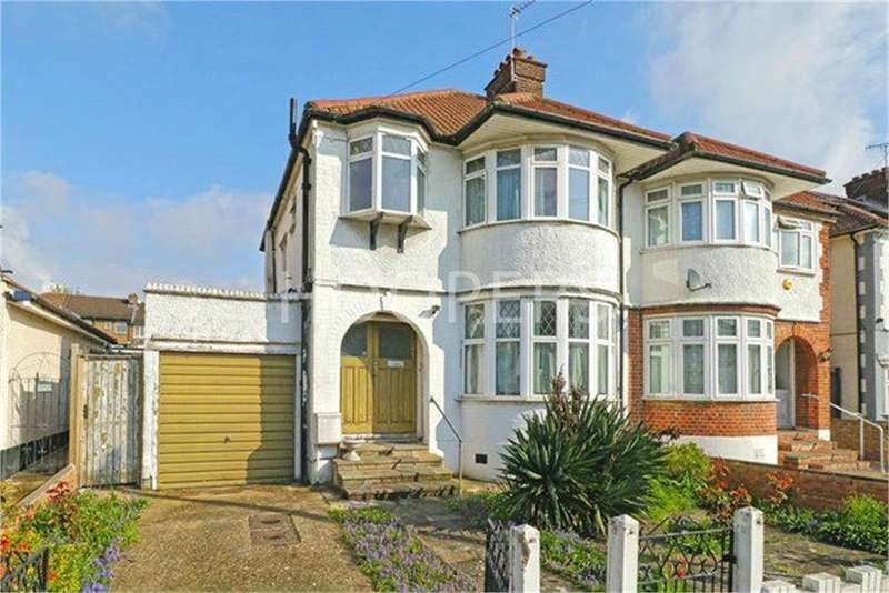 3 Bedrooms Semi Detached House for sale in Sonia Gardens, London