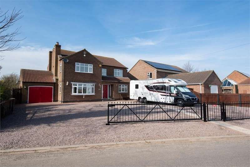 4 Bedrooms Detached House for sale in Chapel Lane, Friskney, Boston, Lincolnshire
