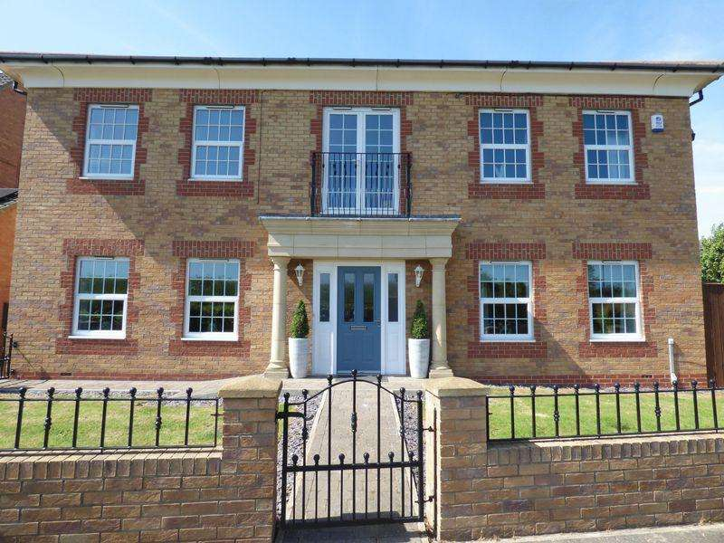 5 Bedrooms Detached House for sale in Yeldon Close, Sunderland