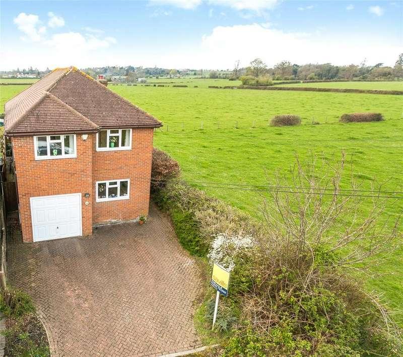 4 Bedrooms Detached House for sale in Milner Road, Burnham, Slough, SL1