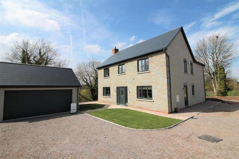 4 Bedrooms Detached House for sale in Lambsquay Road, Milkwall, Coleford
