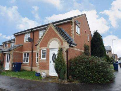3 Bedrooms End Of Terrace House for sale in Chapel Field, Gamlingay, Sandy, Cambridgeshire