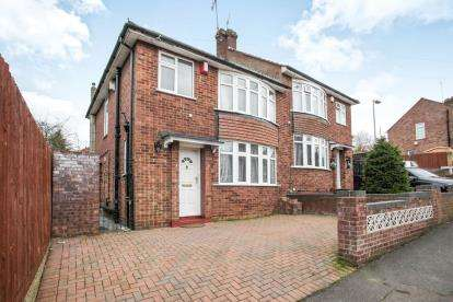 3 Bedrooms Semi Detached House for sale in Tenzing Grove, Luton, Bedfordshire, .