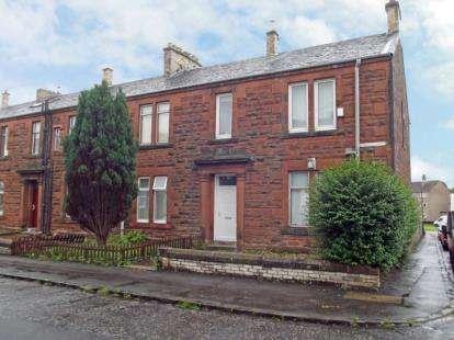 1 Bedroom Flat for sale in Arbuckle Street, Kilmarnock