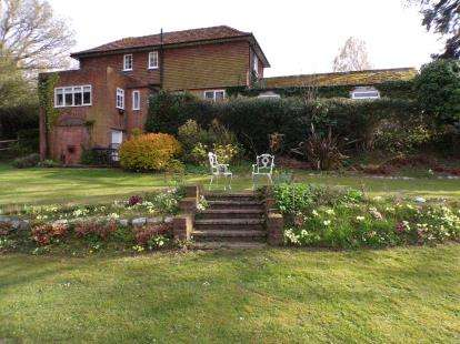 2 Bedrooms Detached House for sale in Minstead, Lyndhurst, Hampshire