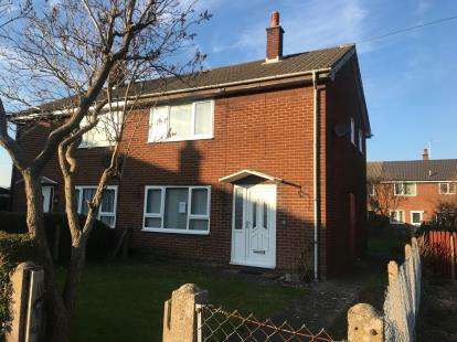 2 Bedrooms Semi Detached House for sale in Maes Y Parc, Chirk, Wrexham, LL14