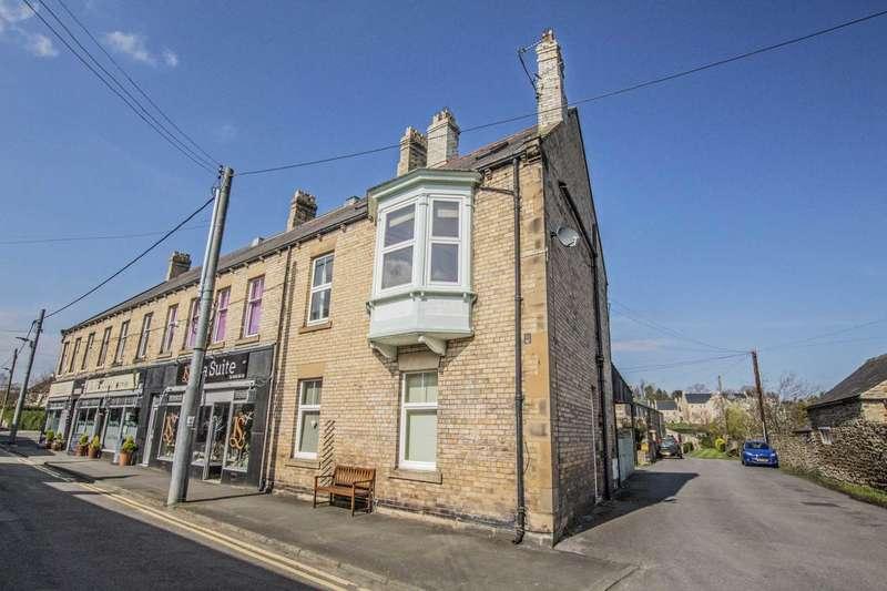 3 Bedrooms Maisonette Flat for sale in St Helen`s Street, Corbridge