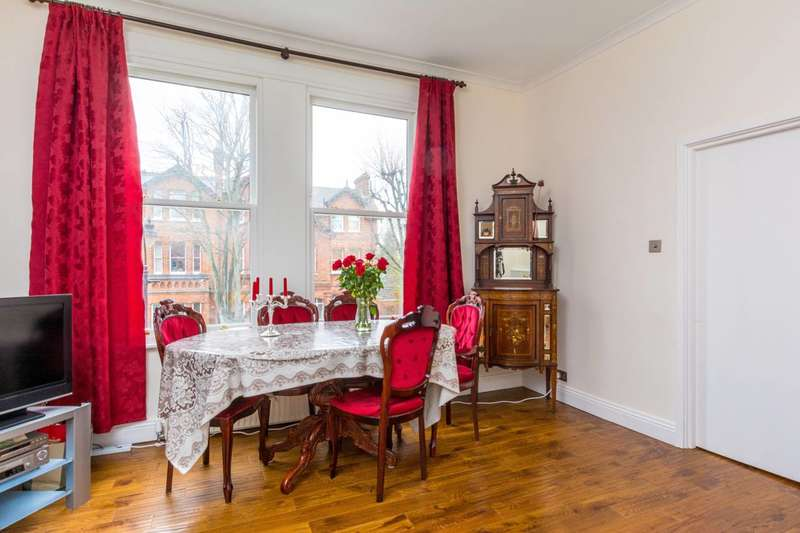 2 Bedrooms Flat for sale in Avenue Gardens, Acton, W3
