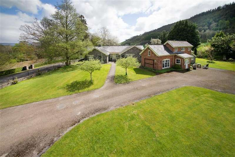 4 Bedrooms Unique Property for sale in Llyswen, Brecon, Powys