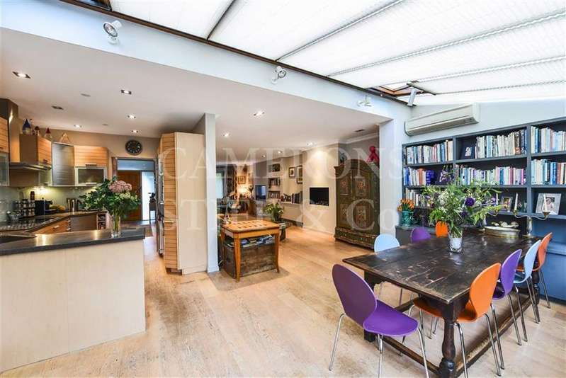 4 Bedrooms Semi Detached House for sale in Sneyd Road, Willesden Green, London, NW2