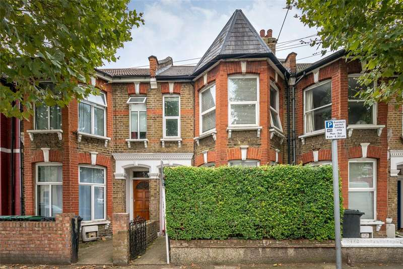 2 Bedrooms Flat for sale in Carlingford Road London