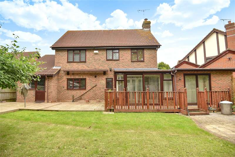 4 Bedrooms Detached House for sale in Glencoe Road, Yeading, Hayes, Middlesex, UB4