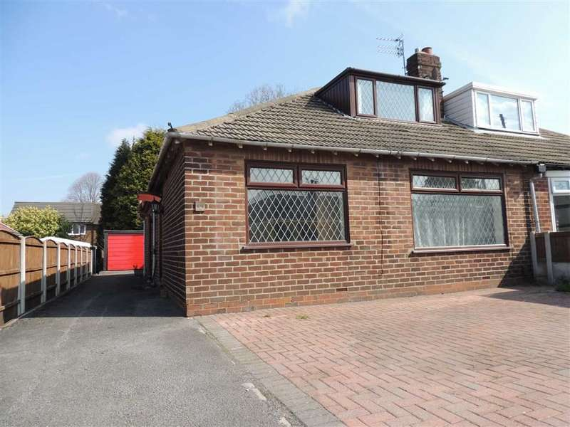 4 Bedrooms Bungalow for sale in Beacon Road, Romiley, Stockport