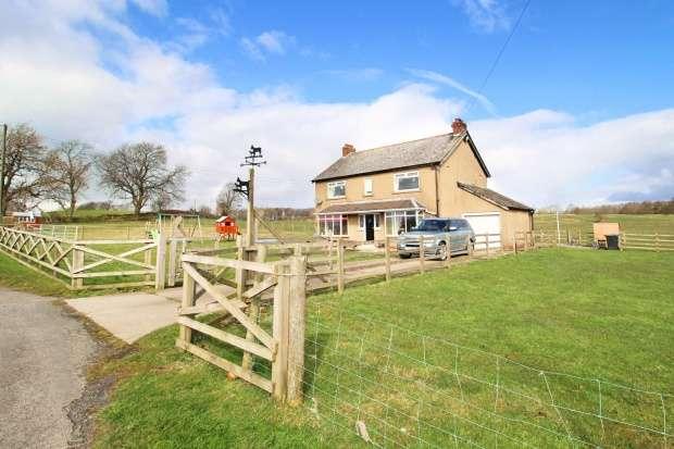3 Bedrooms Detached House for sale in South View Farm, Barnard Castle, Durham, DL12 8TT
