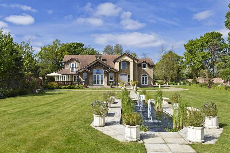 5 Bedrooms Detached House for sale in The Quay, Waldringfield, Woodbridge, Suffolk