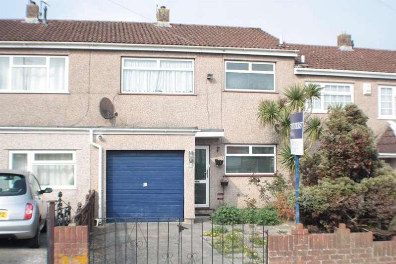 3 Bedrooms Terraced House for sale in King Georges Road, Bishopsworth, Bristol, BS13 8LR
