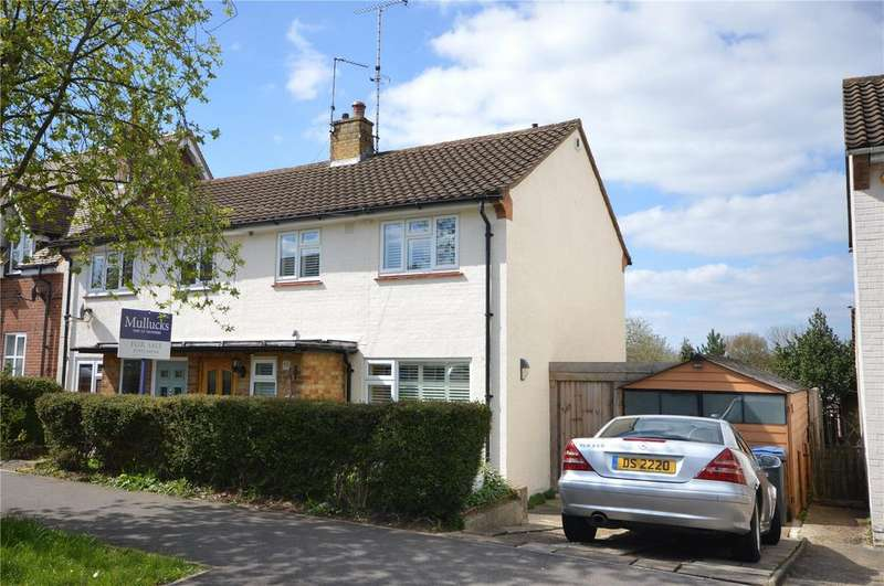 2 Bedrooms Semi Detached House for sale in The Hill, Old Harlow, Essex, CM17