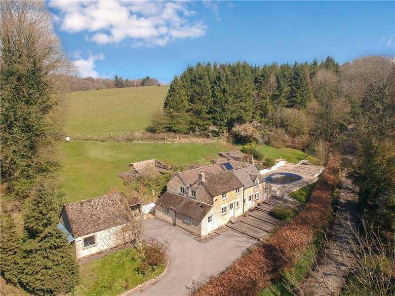4 Bedrooms Detached House for sale in Climperwell, Brimpsfield, Gloucester, GL4