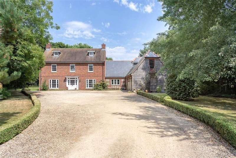 5 Bedrooms Detached House for sale in Easton Royal, Pewsey, Wiltshire, SN9