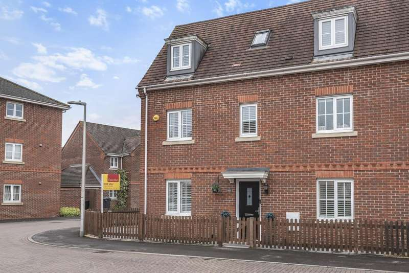 4 Bedrooms House for sale in Battalion Way, Thatcham, RG19