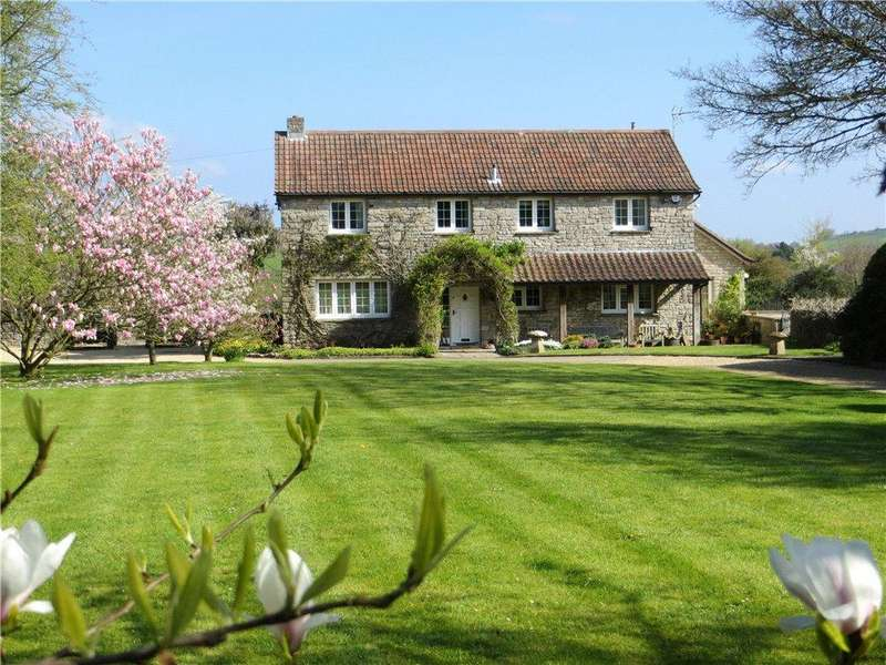 5 Bedrooms Detached House for sale in Old Hill, Winford, Bristol, North Somerset, BS40