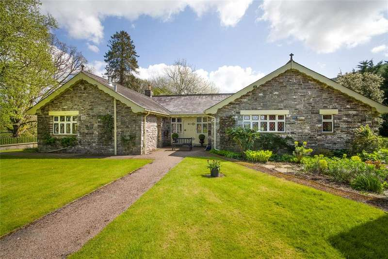 4 Bedrooms Detached House for sale in Llyswen, Brecon, Powys, LD3