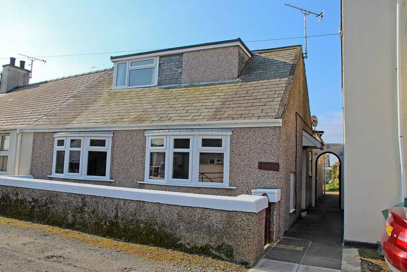 3 Bedrooms Cottage House for sale in Rhosneigr, North Wales