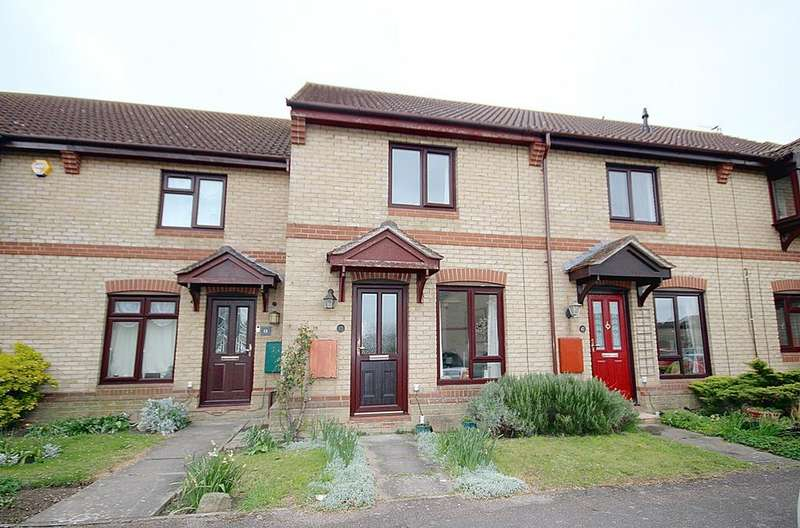 2 Bedrooms Terraced House for sale in Old School Walk, Arlesey, SG15