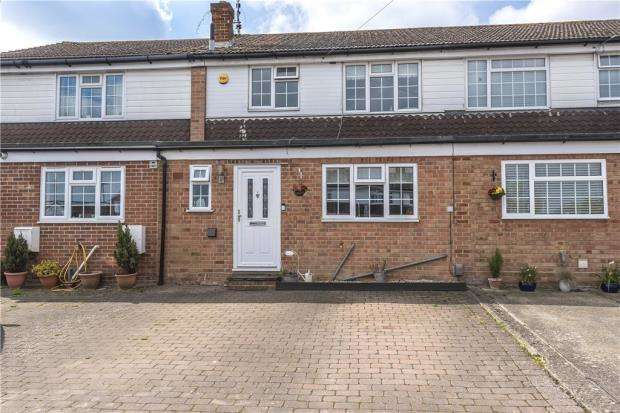 3 Bedrooms Terraced House for sale in Gordon Road, Windsor, Berkshire