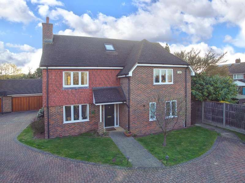6 Bedrooms Detached House for sale in Aspen Avenue, Bedford, MK41 8BY