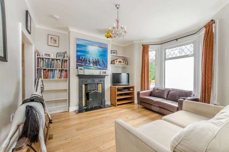 4 Bedrooms Terraced House for sale in Cavendish Road, SW19, Colliers Wood, SW19