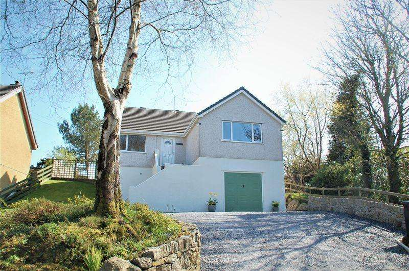 4 Bedrooms Detached House for sale in Bwlch, Tyn-Y-Gongl, Anglesey