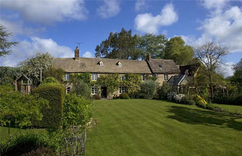 6 Bedrooms Detached House for sale in Mount Skippett, Ramsden, Chipping Norton, Oxfordshire, OX7