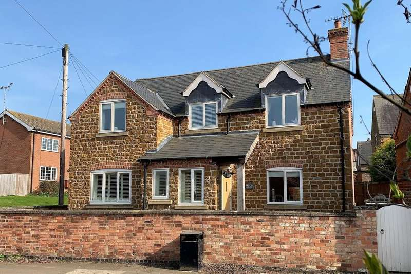 4 Bedrooms Detached House for sale in Main Street, Stathern