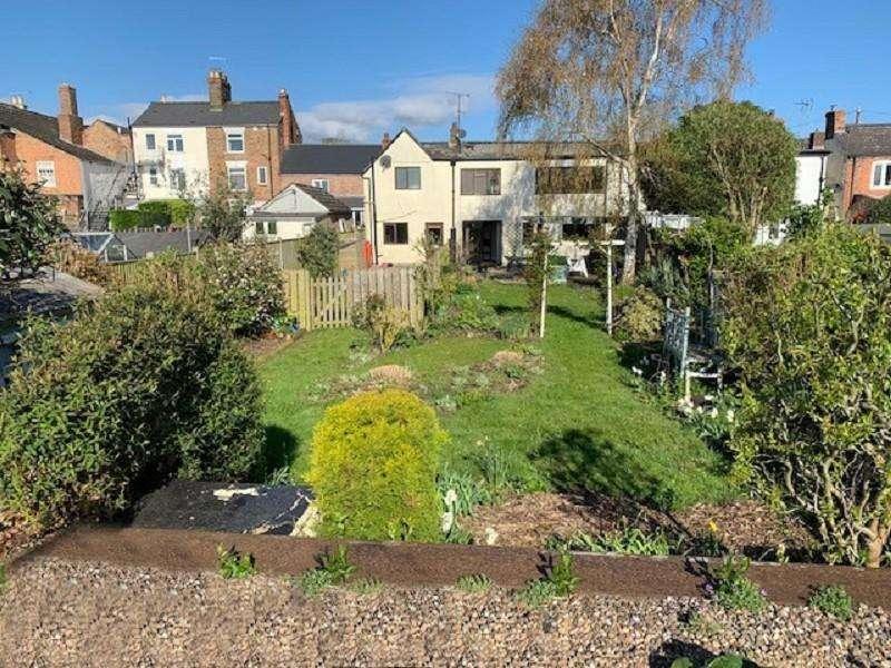 4 Bedrooms Semi Detached House for sale in Riverside Lane, Broadoak, Newnham, Gloucestershire, GL14